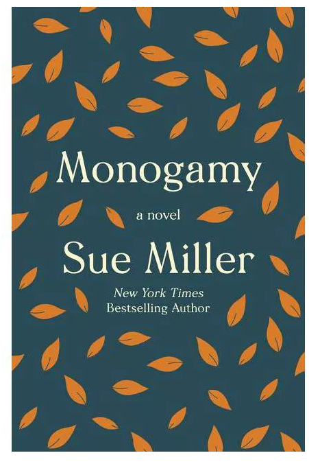 medium teal book cover with white text and yellow leaves