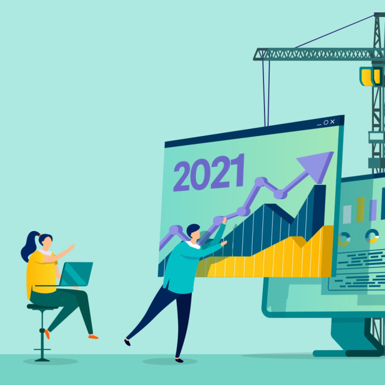 The 9 Biggest Web Design Trends 2021