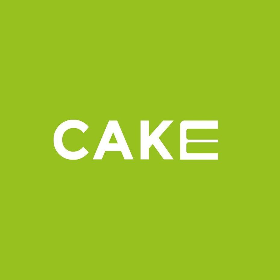 Sans serif wordmark logo design