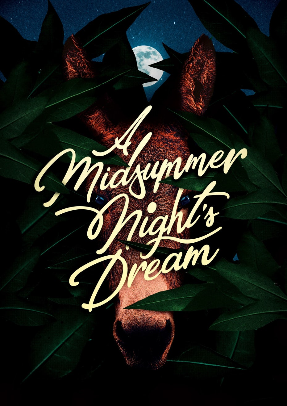 A Midsummer Night's Dream illustration