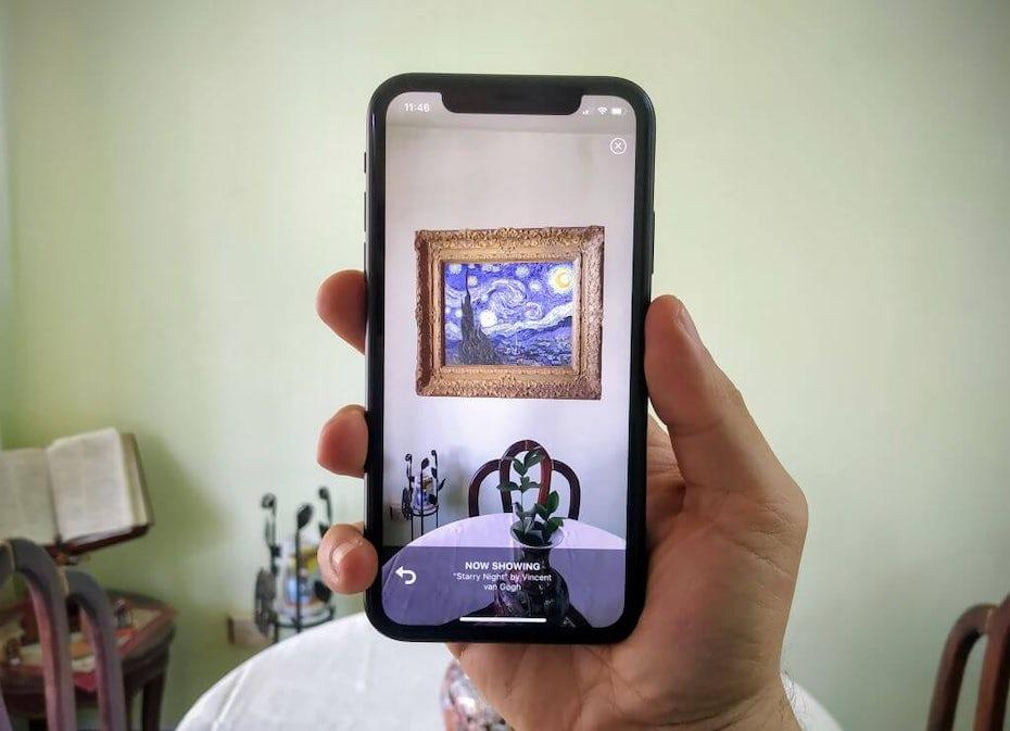 ar museum app