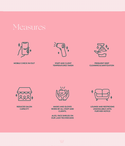 Email design trends 2021 example of illustrated iconography