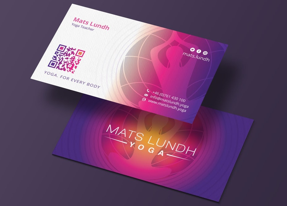 8 Top Business Card Trends For 2021