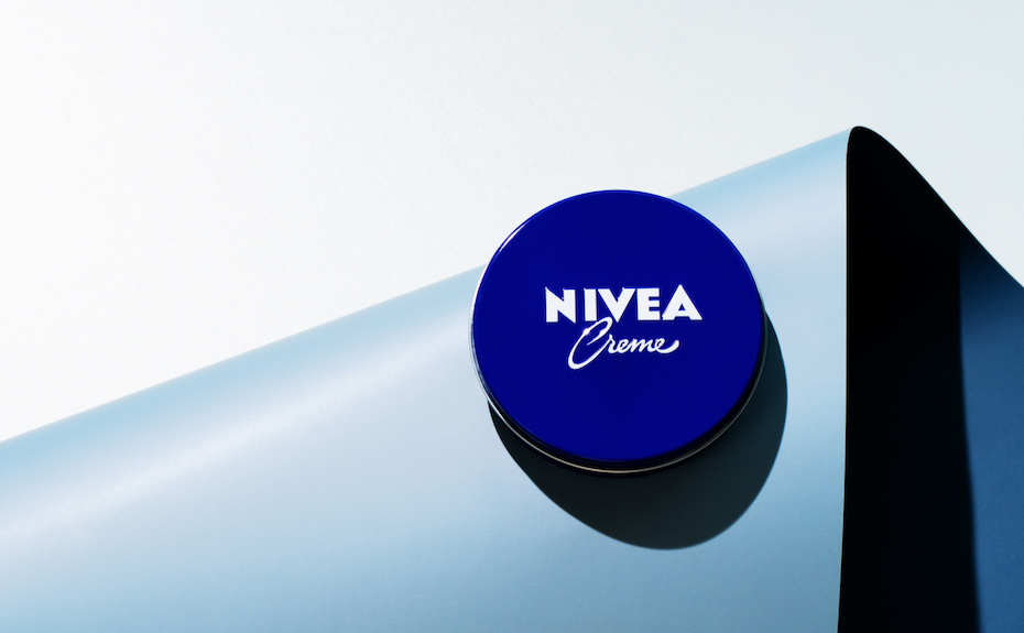 nivea product photography