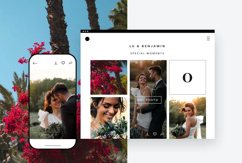 mobile version of  website