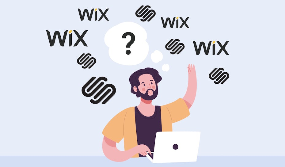 Wix vs. Squarespace: which one is right for you?
