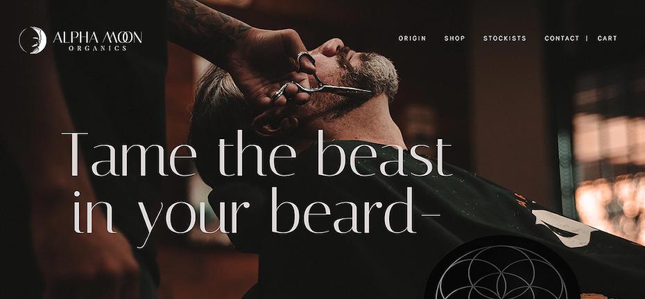 Alpha Moon - Beard Care