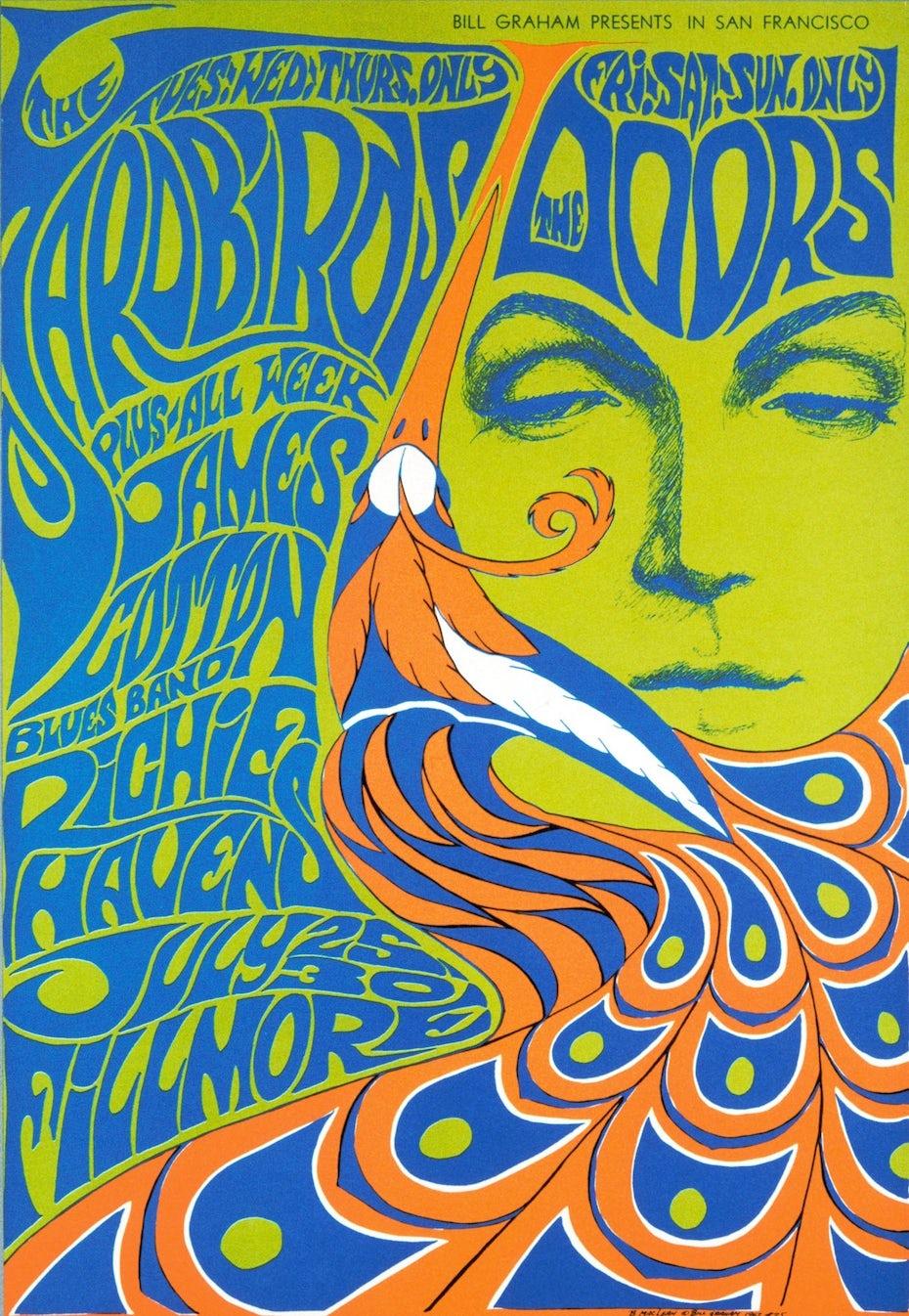 Bonnie MacLean poster