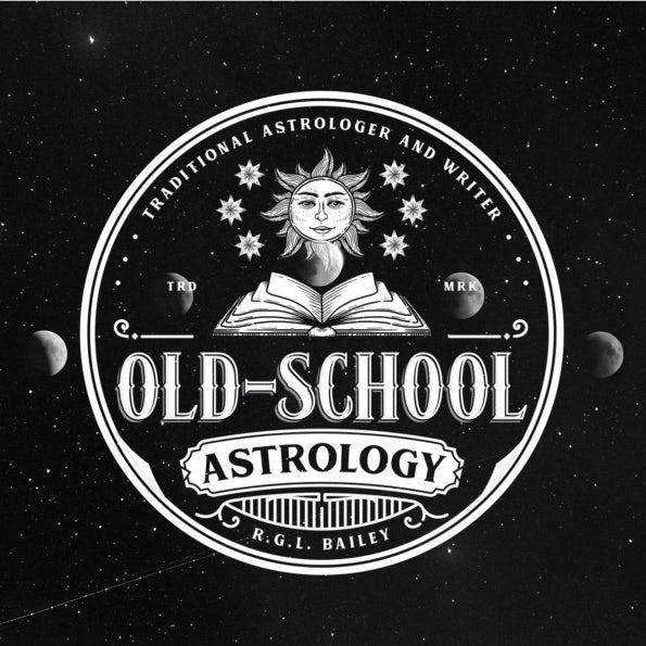 Sun symbol logo design for astrology brand