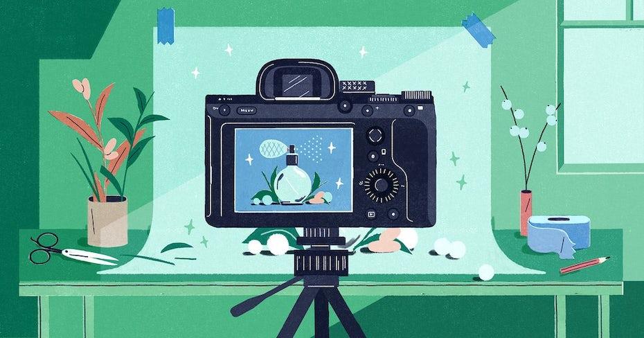 Shopify-Tutorial für Produktfotografie