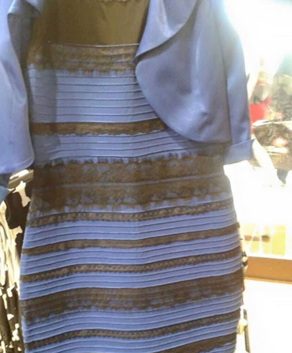 "original ""the dress"" pos"