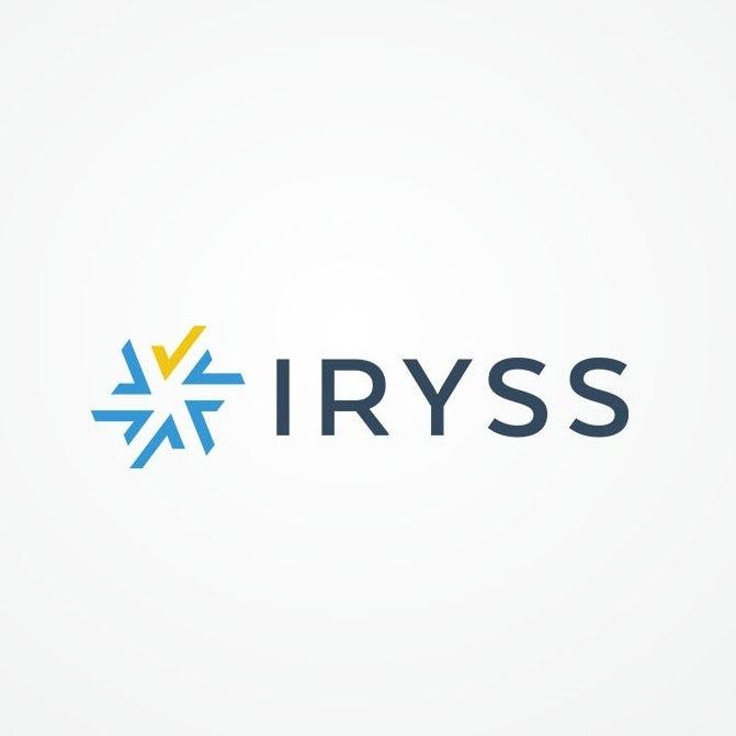 Abstract logo design for finance brand