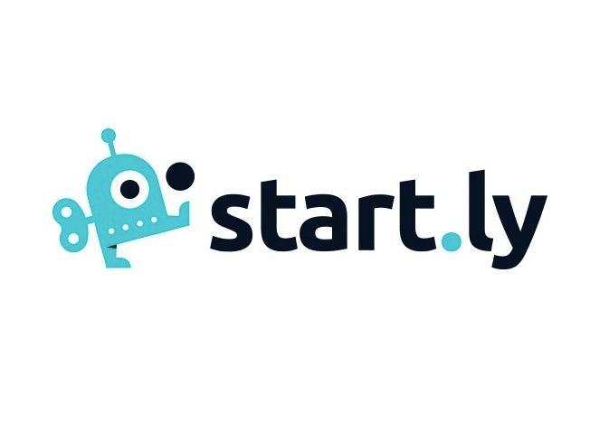einzigartiges Logo für Aufziehspielzeug