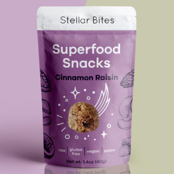 Healthy superfood snacks