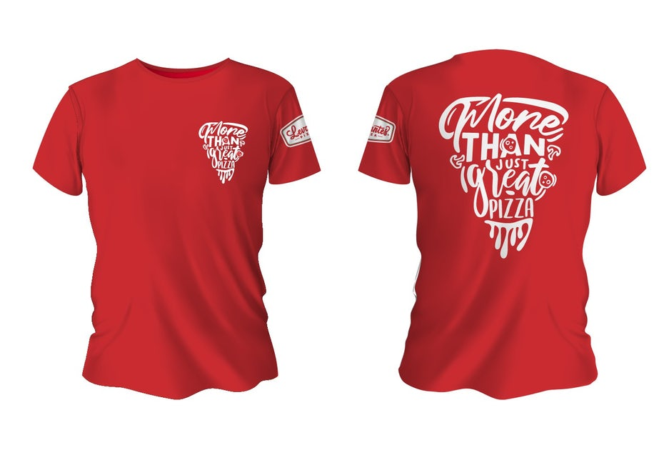 Levantes Pizza T-shirt