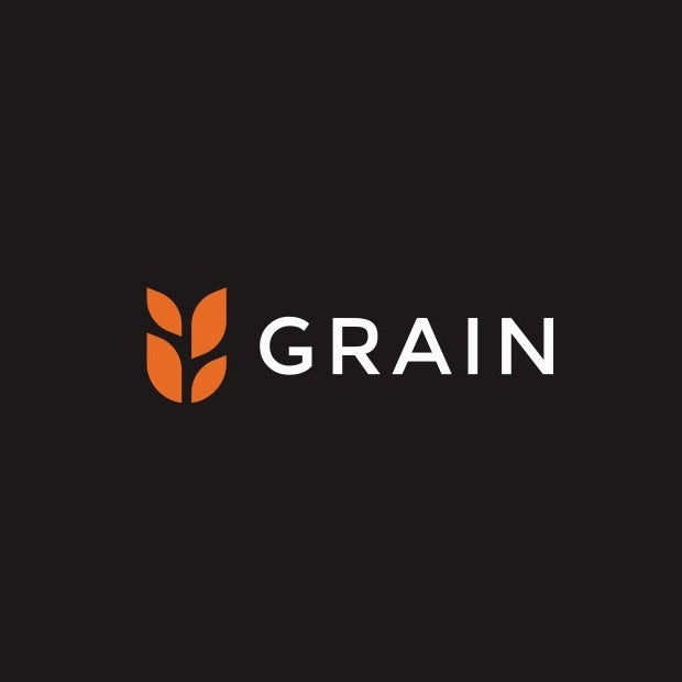 Logo redesign for a food delivery service