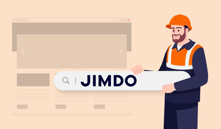 How to make a Jimdo website