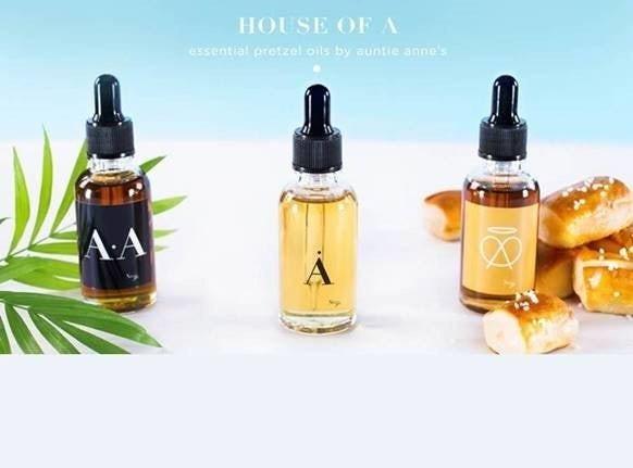Auntie Anne's essential oils