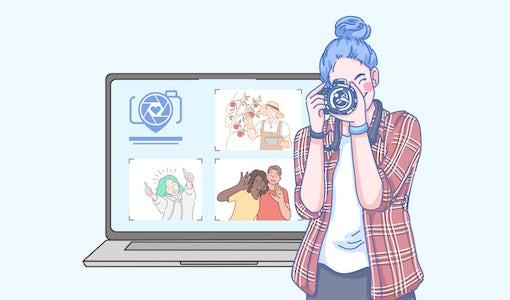 7 Tipps für eine fantastische Fotografie-Website