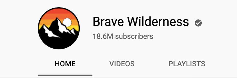 brave wilderness channel profile image