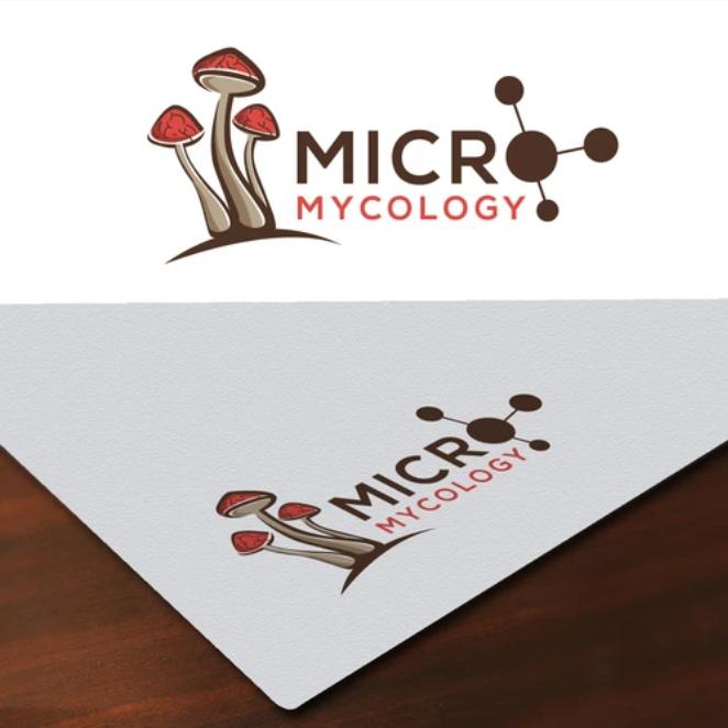 medicinal mushroom & psilocybin design trends example: Micro Mycology