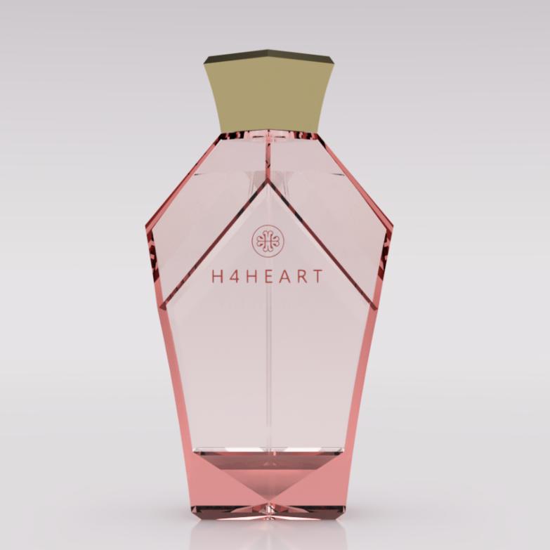 3D perfume bottle designPerfume bottle design by Bernardo Rodriguez