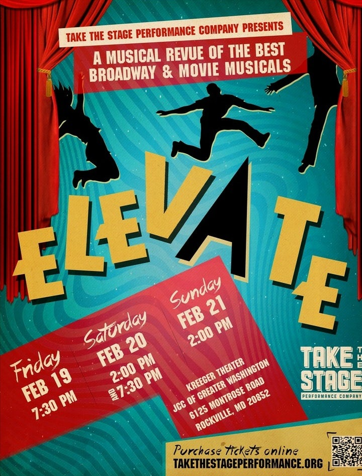 Poster design for musical theater performances
