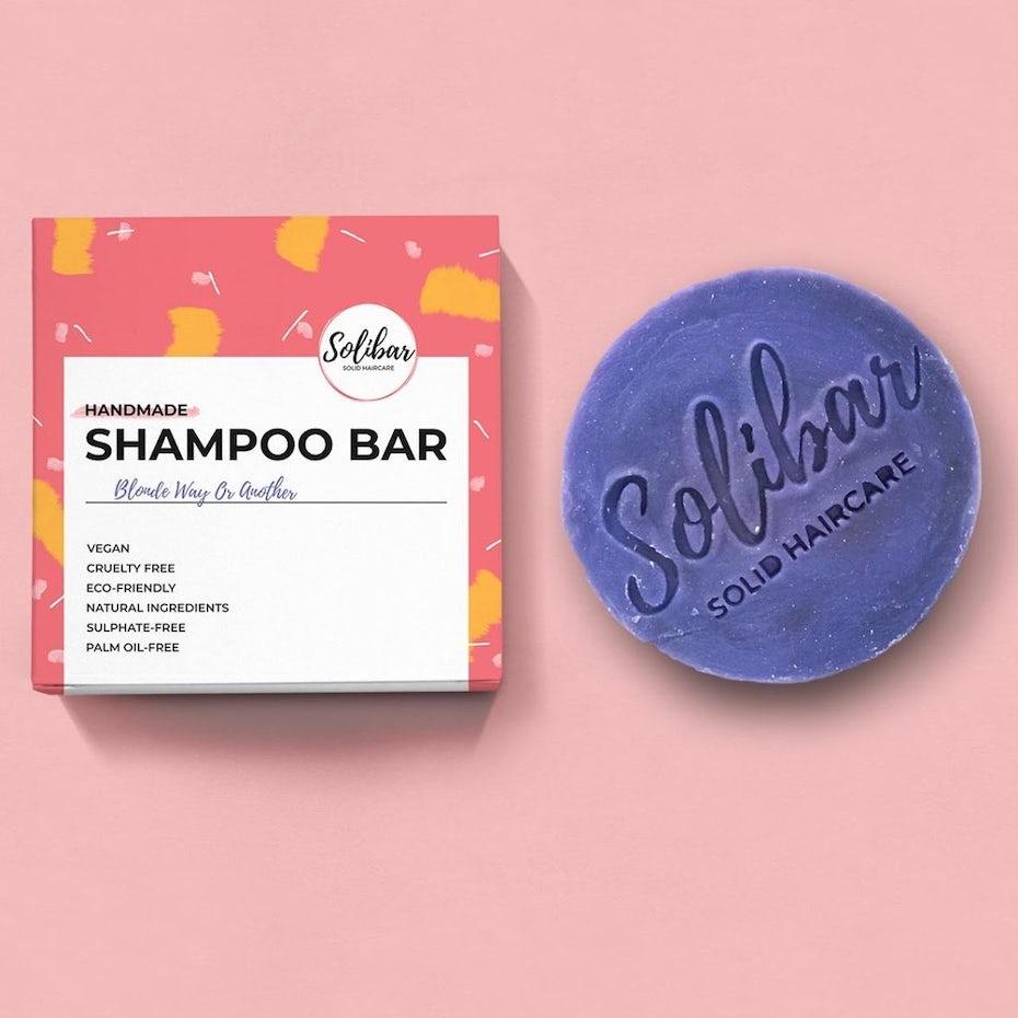 Shampoo bar packaging