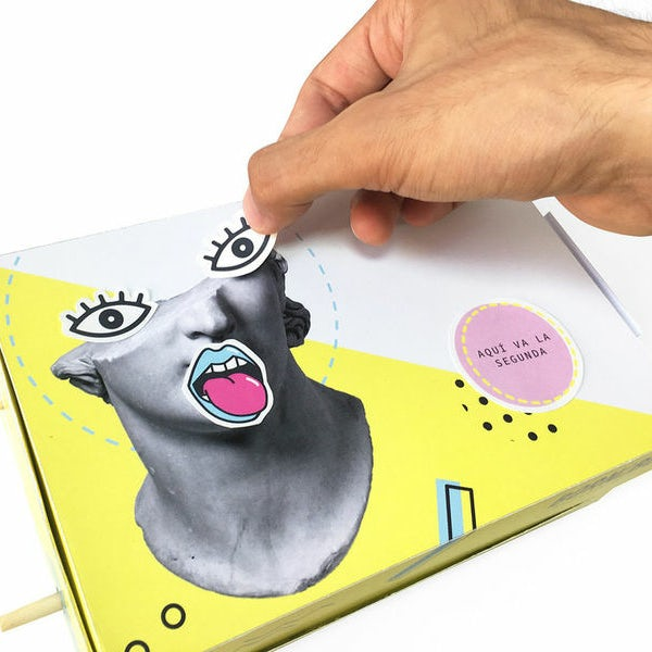 Born2Be interactive packaging