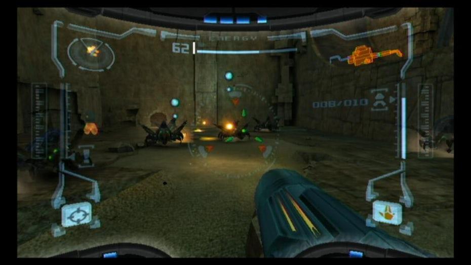 Metroid Prime HUD
