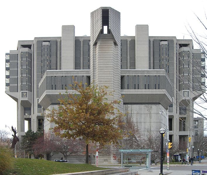 Robarts Library in Toronto