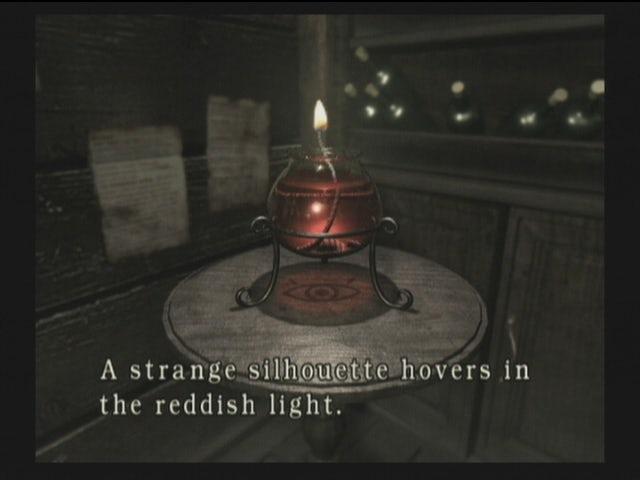 Resident Evil gameplay screenshot