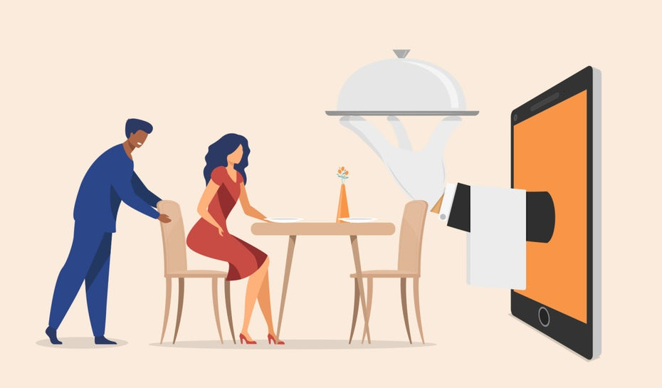 Restaurant website design you can feast your eyes on