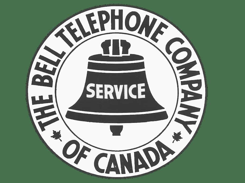 Belle Telephone logo