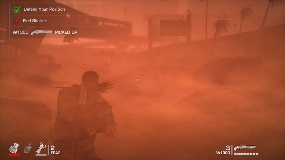 The Line gameplay screenshot