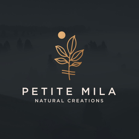 Logo design for natural apparel brand