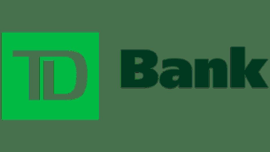 green TD Bank logo