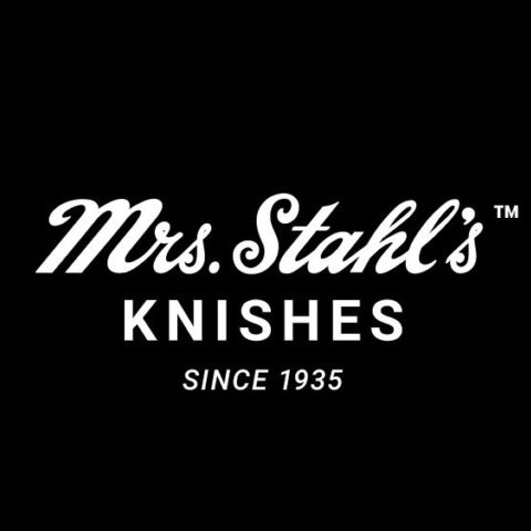 vintage-style black and white text logo