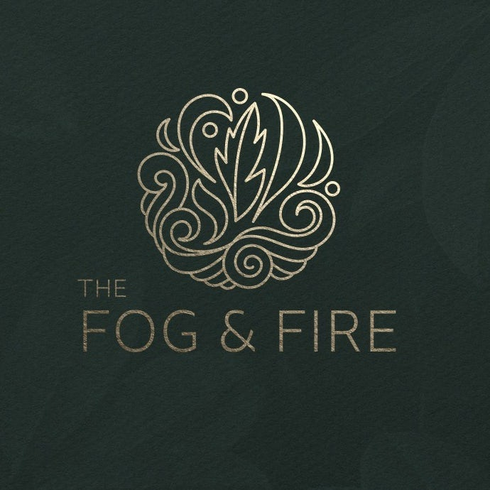 Logo design for home furnishing brand with subtle background