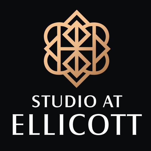 Logo design for hair studio brand