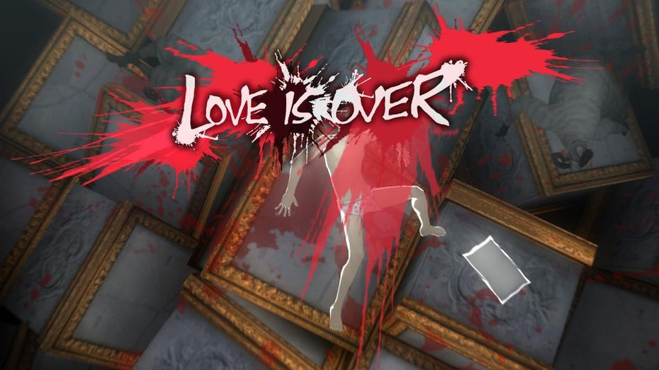 Catherine game over screen