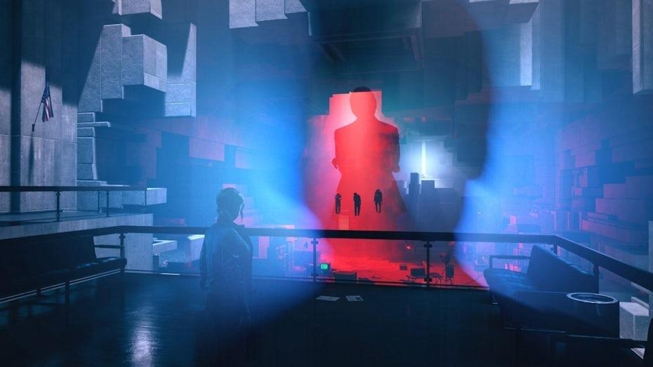 Control in-game screenshot gameplay