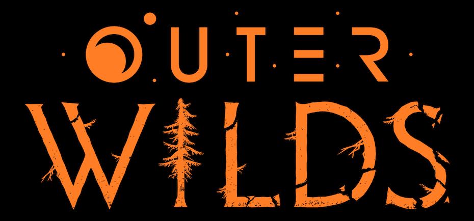 Outer Wilds logo design