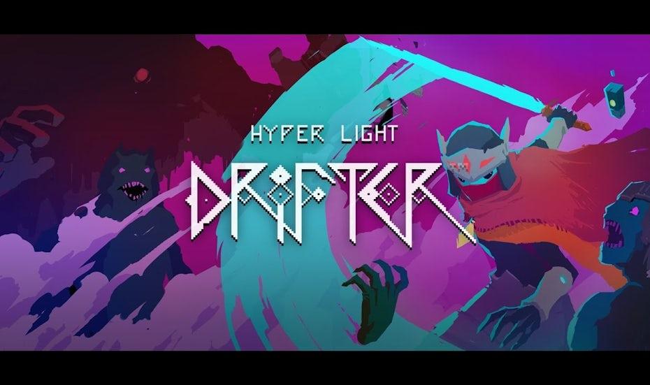 Hyperlight Drifter logo