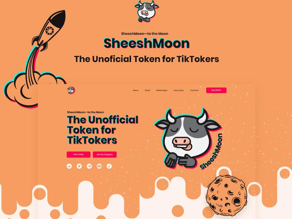 Web design for TikTokers