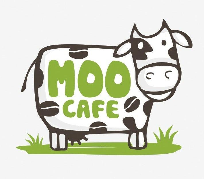 moo cafe logo