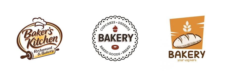 generic bakery logos