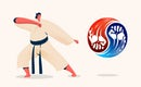 28 martial arts logos that are punching with inspiration