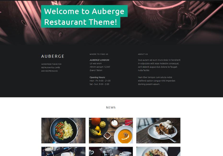 Auberge screenshot