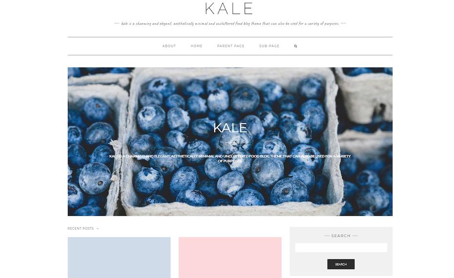 Kale screenshot